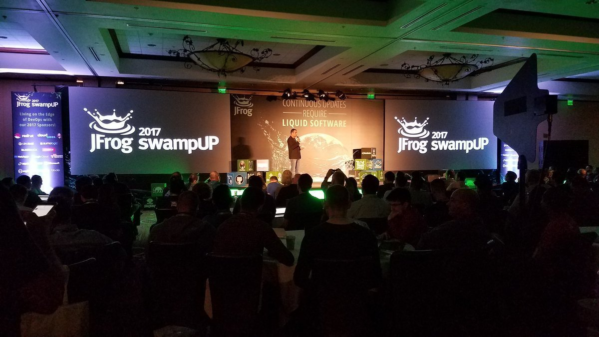swampUP2018